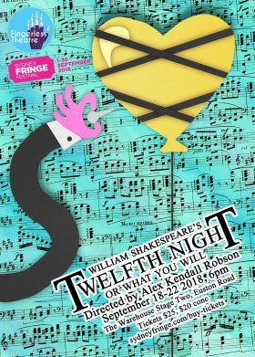 Twelft Night Poster