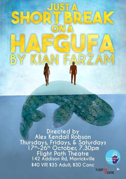 Hafgufa Poster
